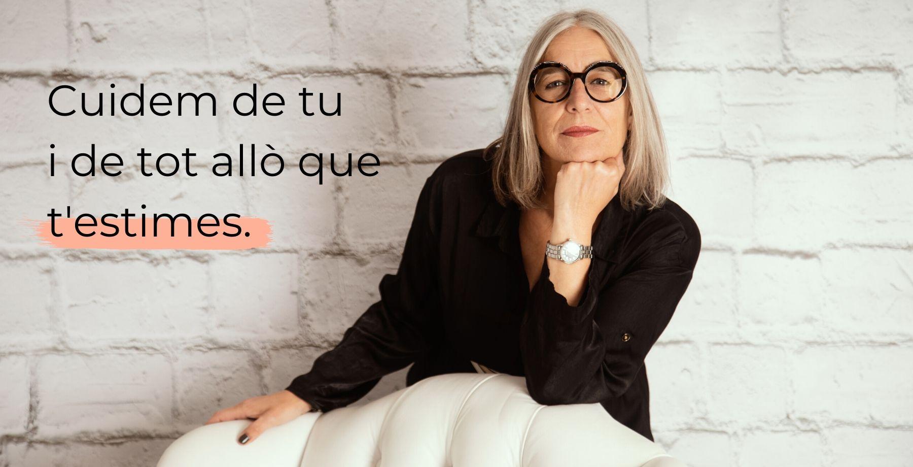 M. Rosa Agusti, agent d'assegurances Allianz a Girona