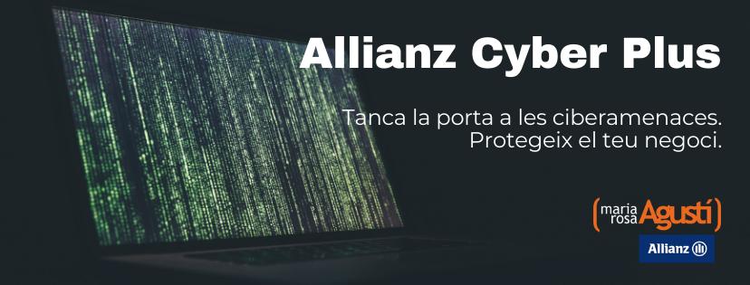 M. Rosa Agustí, assegurança Allianz ciber atacts per pimes