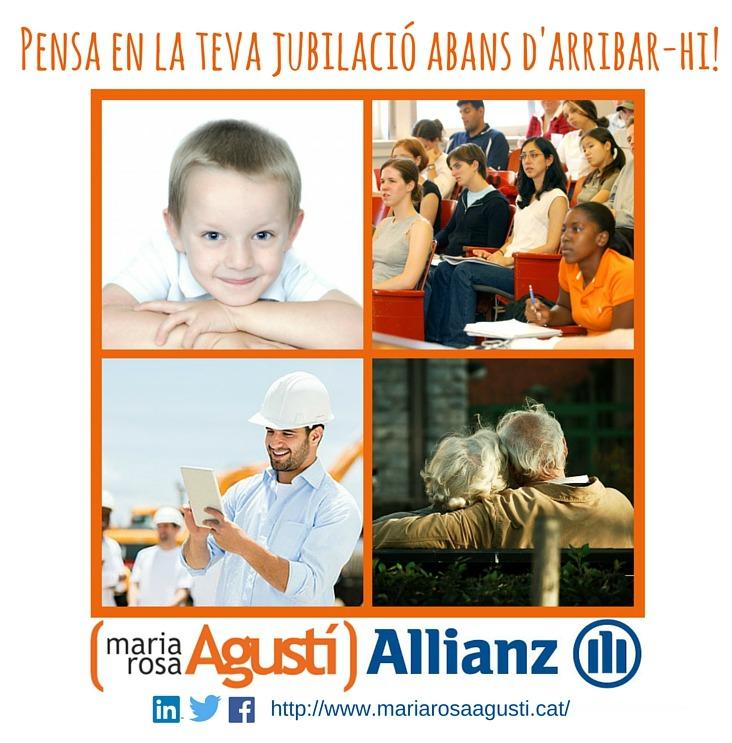 MRosa Agusti - Allianz Pensiones