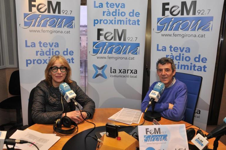 M. Rosa Agusti a Fem Girona. Frau i obligacions dels contractes d'assegurances